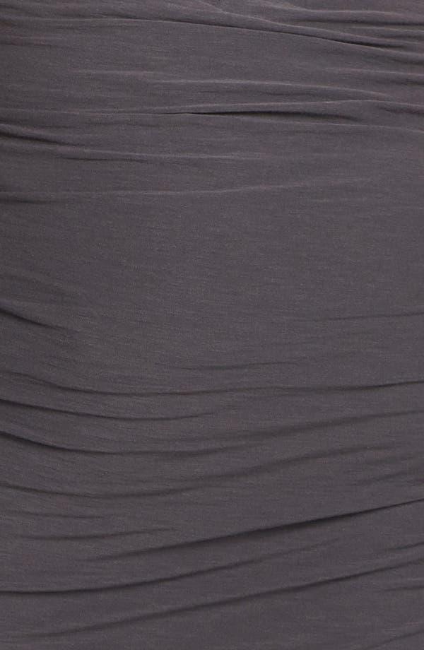 Alternate Image 3  - James Perse Wrapped Miniskirt