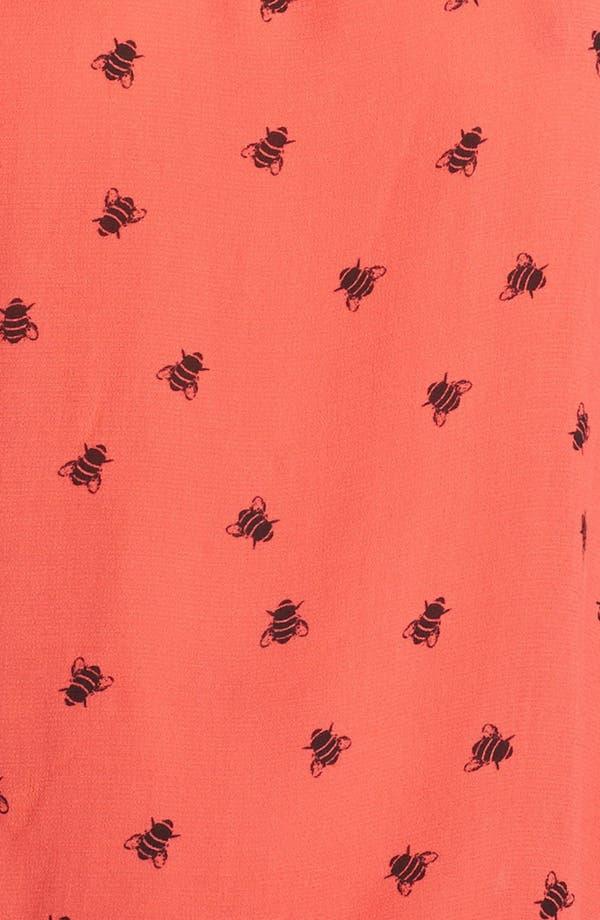 Alternate Image 3  - Ella Moss 'Bee' Crepe Tee