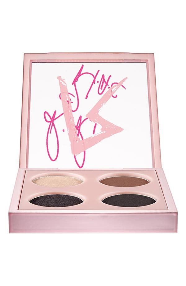 Alternate Image 1 Selected - Rihanna for M·A·C 'RiRi Hearts M·A·C - Smoked Cocoa' Eyeshadow Quad (Limited Edition)