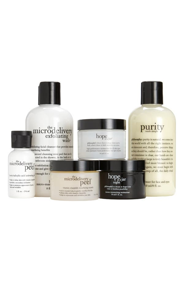 Main Image - philosophy 'festive favorites' gift set ($153 Value)