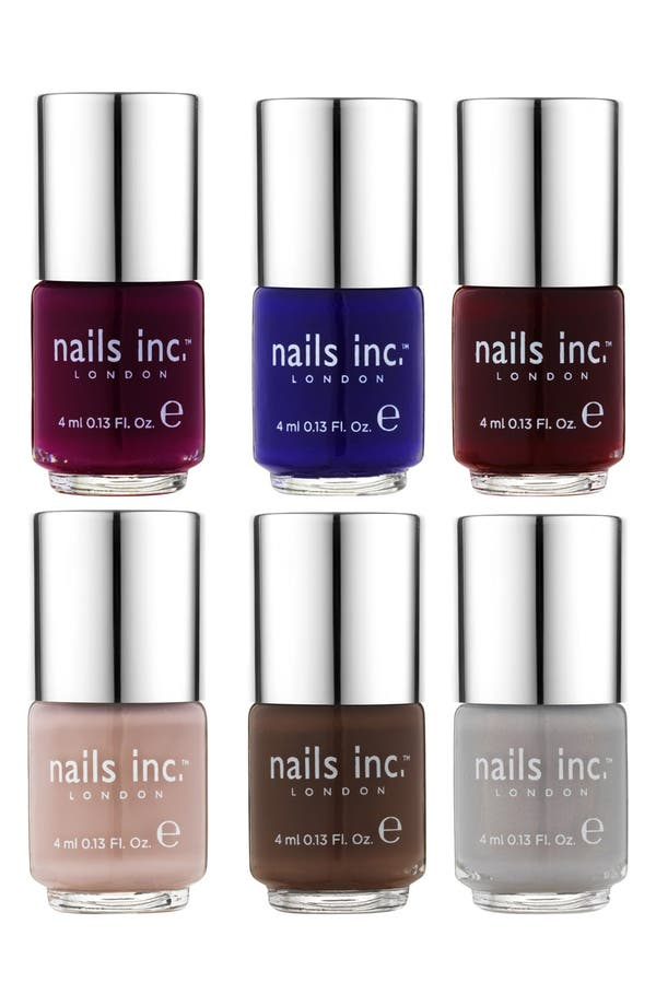 Alternate Image 1 Selected - nails inc. London Autumn/Winter Manicure Set (Limited Edition)