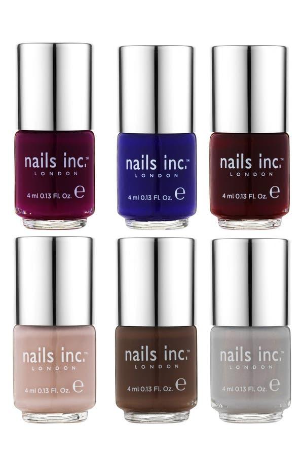 Main Image - nails inc. London Autumn/Winter Manicure Set (Limited Edition)