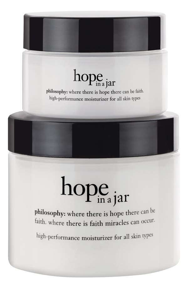 Main Image - philosophy 'hope in a jar' bonus pack (Limited Edition) ($55 Value)