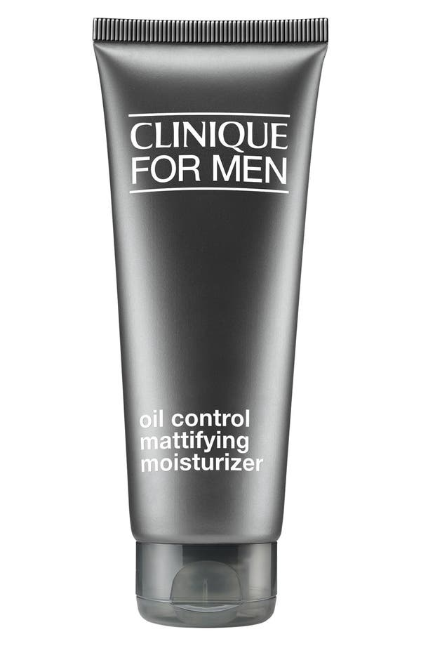 Alternate Image 1 Selected - Clinique for Men Oil Control Mattifying Moisturizer