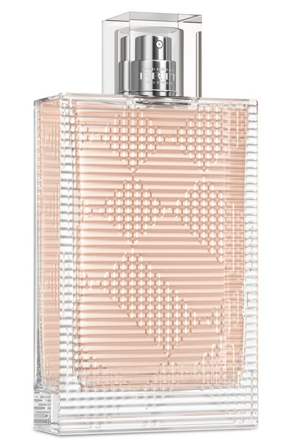 Alternate Image 1 Selected - Burberry Brit 'Rhythm for Her' Eau de Toilette