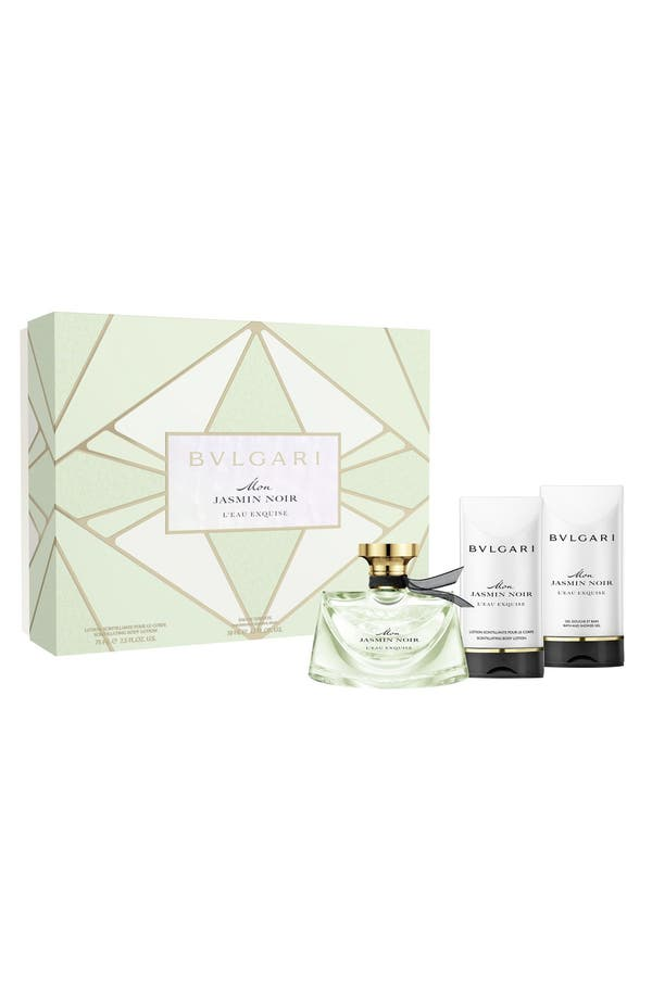 Alternate Image 1 Selected - BVLGARI 'Mon Jasmin Noir L'Eau Exquise' Set ($127 Value)