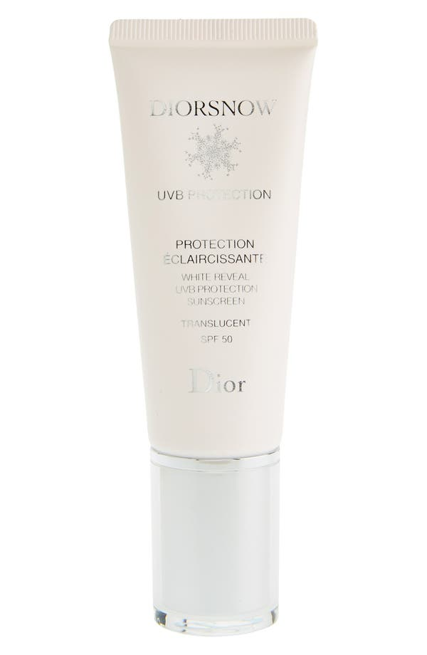 Main Image - Dior 'Diorsnow' White Reveal UV Protection SPF 50