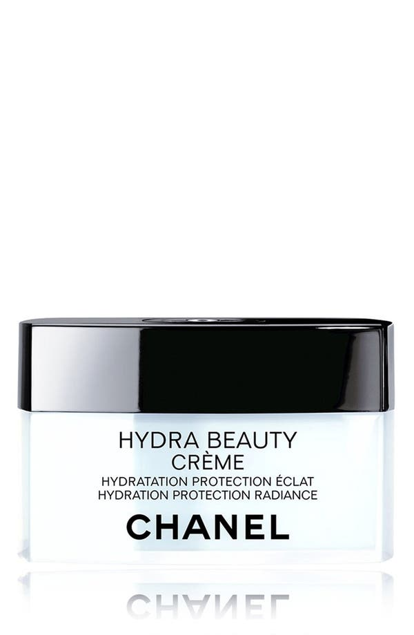 Alternate Image 1 Selected - CHANEL HYDRA BEAUTY CRÈME  Hydration Protection Radiance