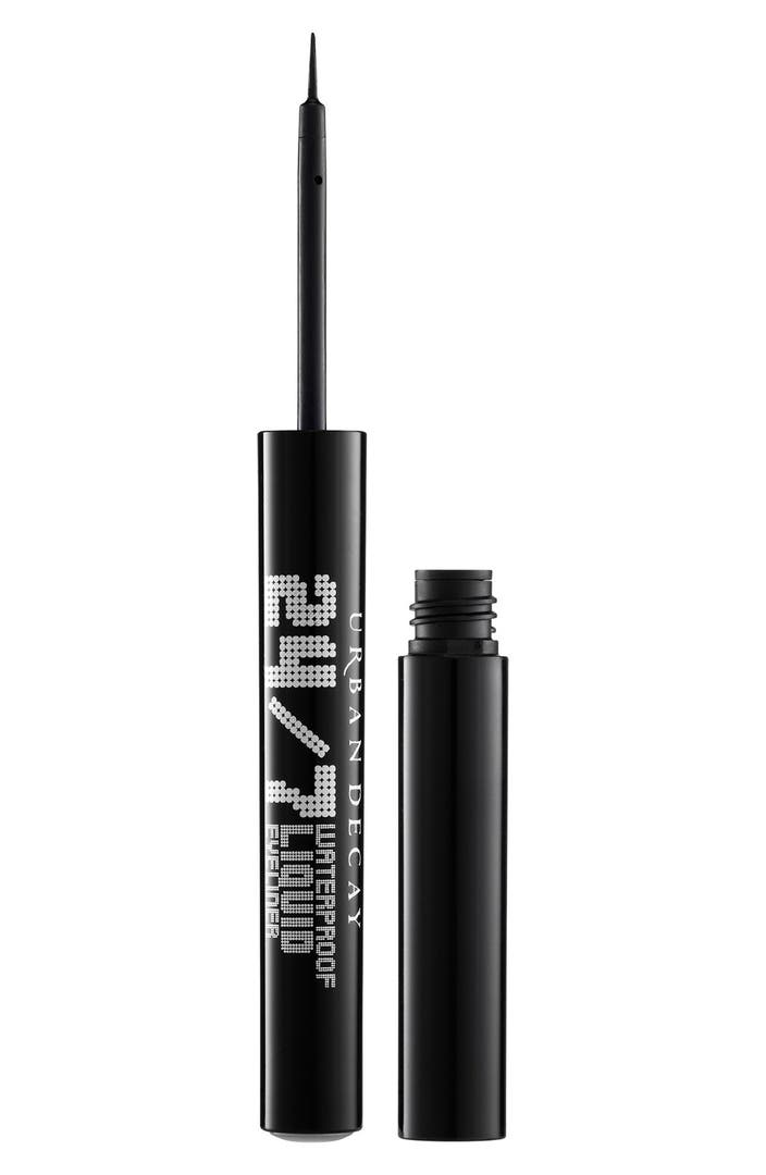 how to use urban decay perversion eyeliner