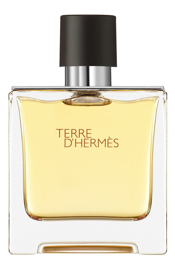 Alternate Image 1 Selected - Hermès Terre d'Hermès - Pure perfume