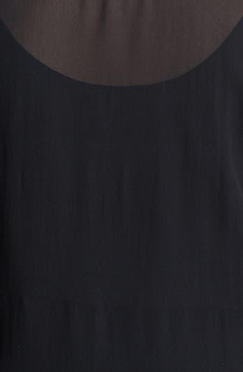 Alternate Image 3  - Eileen Fisher Classic Collar Silk Shirtdress (Plus Size)