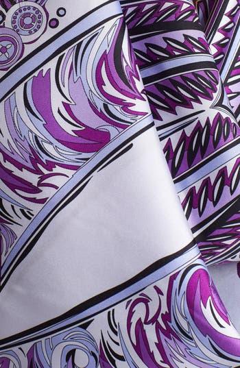 Alternate Image 3  - Emilio Pucci 'Deco Fan' Silk Scarf