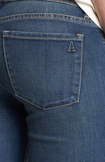 Alternate Image 3  - Articles of Society 'Kendra' Baby Bootcut Jeans (Medium) (Juniors)