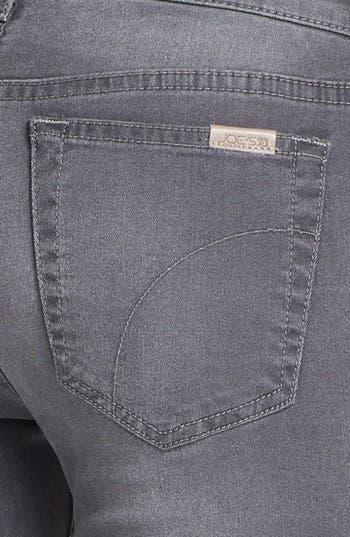 Alternate Image 3  - Joe's Skinny Ankle Jeans (Grey)