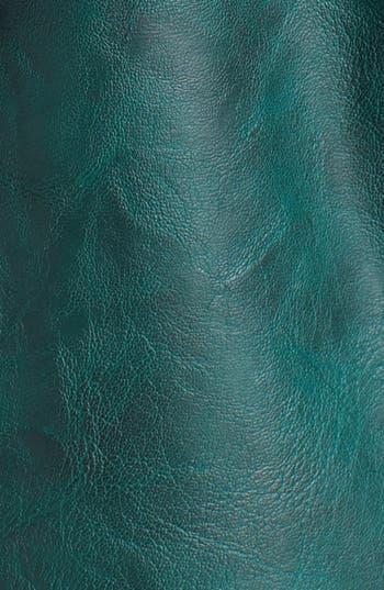 Alternate Image 3  - Sam Edelman Faux Leather Moto Jacket (Online Only)