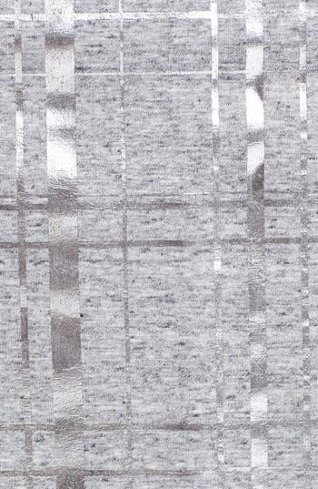 Alternate Image 4  - Elizabeth and James 'Layla' Foiled Pencil Skirt