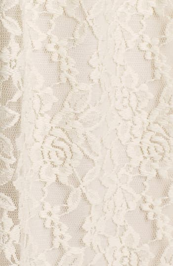 Alternate Image 3  - Mimi Chica Lace Maxi Dress (Juniors)