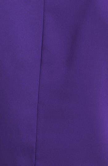Alternate Image 3  - Milly Dolman Sleeve Stretch Silk Top