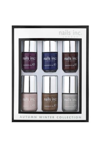 Alternate Image 3  - nails inc. London Autumn/Winter Manicure Set (Limited Edition)