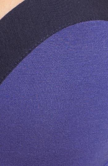 Alternate Image 4  - Splendid 'Color Splash' Crop Underwire Bustier