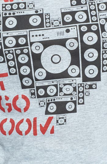 Alternate Image 3  - Project Social T 'Heart Go Boom' Tank (Juniors) (Online Only)