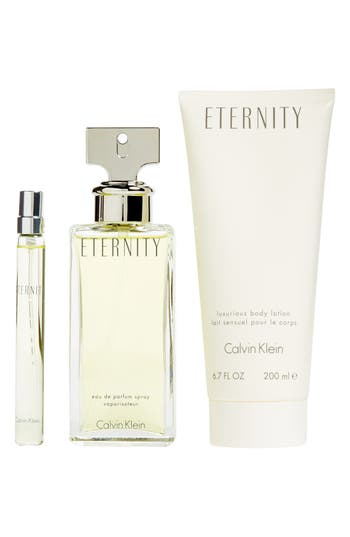 Alternate Image 2  - Eternity by Calvin Klein Eau de Parfum Set (Limited Edition) ($132 Value)