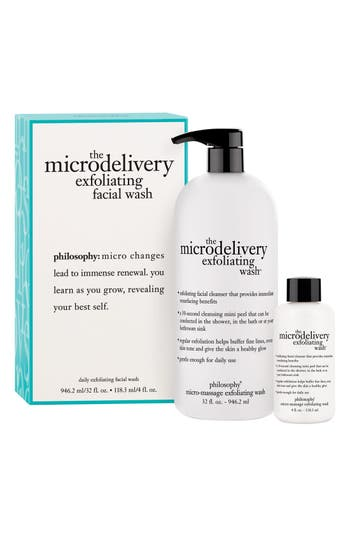 Alternate Image 2  - philosophy 'the microdelivery' exfoliating wash duo ($123 Value)