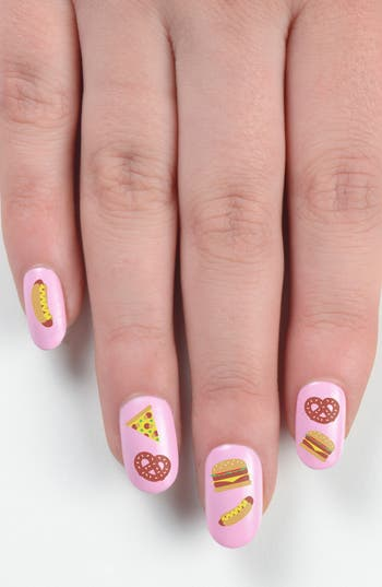 Alternate Image 2  - DIY Nails 'Junk Food' Nail Decals (Nordstrom Exclusive)