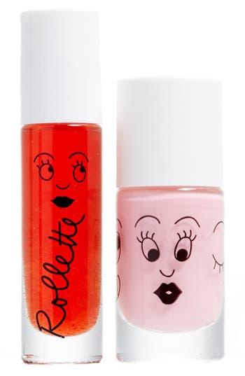 Alternate Image 2  - Nailmatic Holidays Lip Gloss & Nail Polish Duo