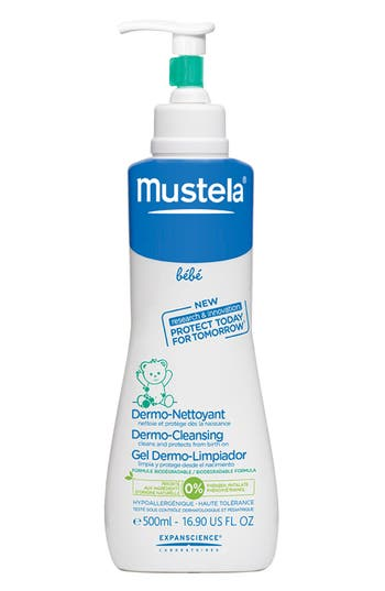 Alternate Image 1 Selected - Mustela® Dermo-Cleansing Gel
