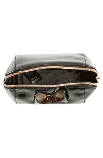Alternate Image 2  - Ted Baker London 'Bow Trapeze - Small Washbag' Cosmetics Case