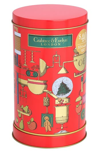 Alternate Image 2  - Crabtree & Evelyn 'Memory Makers' Hand Therapy Musical Tin Set ($54 Value)