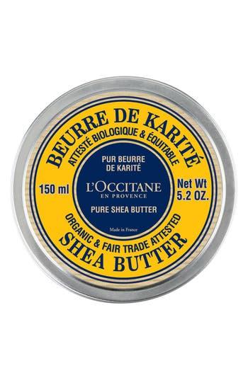 Main Image - L'Occitane Certified Organic Pure Shea Butter