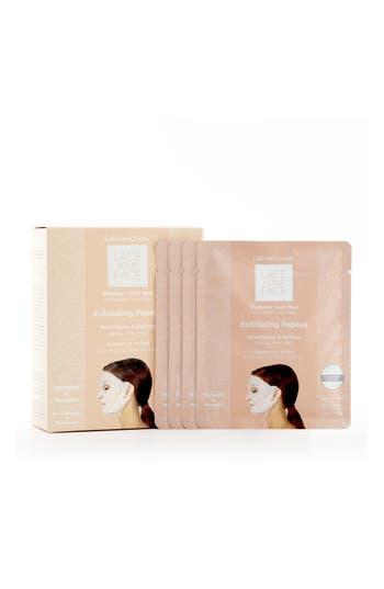 Alternate Image 2  - Dermovia Lace Your Face Exfoliating Papaya Compression Facial Mask