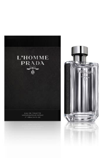 Alternate Image 5  - Prada L'Homme Prada Eau de Toilette