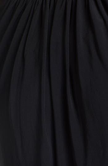 Alternate Image 3  - KAMALIKULTURE V-Neck Halter Jersey Dress