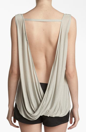Main Image - ASTR Twist Back Knit Tank