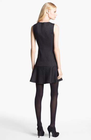 Alternate Image 2  - Theory 'Nikay' Stretch A-Line Dress