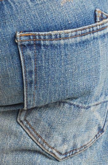 Alternate Image 4  - PRPS 'Barracuda' Straight Leg Selvedge Jeans (5-Year)