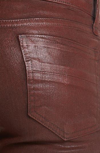 Alternate Image 3  - edyson Skinny Moto Pants