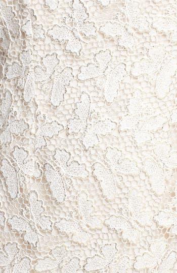 Alternate Image 3  - Lilly Pulitzer® 'Fulton' Foiled Lace Cotton Sheath Dress