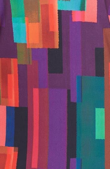 Alternate Image 3  - Trina Turk 'Neva' Print Jersey Shift Dress