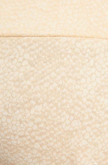 Alternate Image 3  - Piper Burnout Print Sweatpants