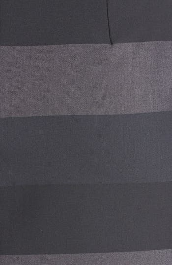 Alternate Image 3  - Bailey 44 'Foreshadowing' Stripe Miniskirt