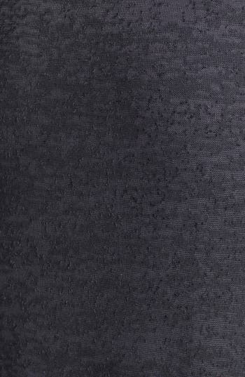 Alternate Image 3  - Lily White Burnout Side Slit Maxi Skirt (Juniors)