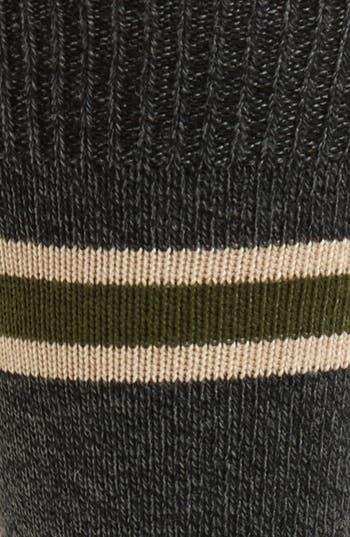 Alternate Image 2  - Tretorn Multi Stripe Knit Socks