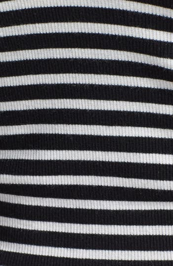Alternate Image 3  - Volcom 'Out There' Stripe Crop Top (Juniors)