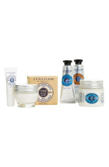 Alternate Image 2  - L'Occitane 'Nourishing Shea Butter' Discovery Kit