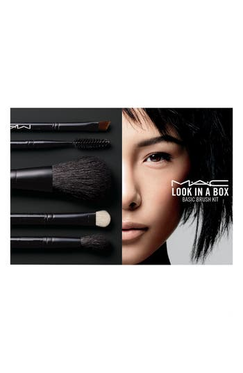 Alternate Image 2  - M·A·C 'Look in a Box - Basic Brush' Kit ($127 Value)