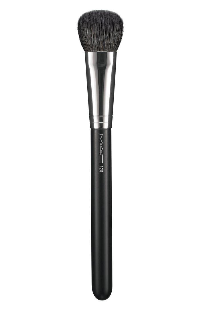 MAC 128 Split Fibre Cheek Brush   Nordstrom